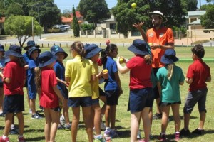 Scorchers Cricket Clinic